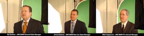 JMK BMW Top 3